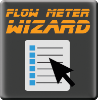Flow Meter Wizard